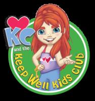 KC and the keep well kids club logo